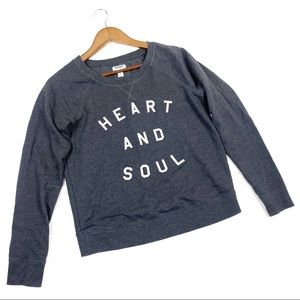 ☕️5/$25 Old Navy Heart and Soul Pullover Sweater
